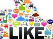 LinkedIn Twitter Facebook GooglePlus YouTube stats social media 2013