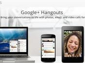 Google Hangouts disponible Android, Chrome.