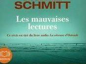 mauvaises lectures Eric-Emmanuel SCHMITT
