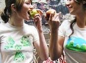 tee-shirts chez Fraise