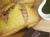 Mini cakes marbrés chocolat/pistache