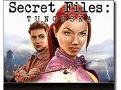Secret Files Tunguska dans rayons avril