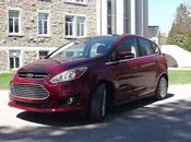 Essai routier: Ford C-Max Hybrid 2013