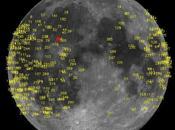 Impact très lumineux observé surface Lune