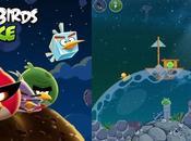 plan appli Angry Birds Space temporairement gratuit