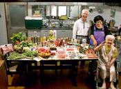 cuisine dans famille japonaise