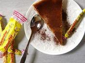 Dans cuisine cheesecake carambar
