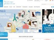 Shop partout Europe grâce Chic Place