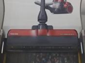 Torneo l'aspirateur d'escalator