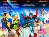 GEEKOPOLIS 2013; rendez-vous Gamers tous mondes RQ-HUNO