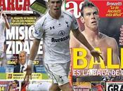 Tottenham Bale affole l'Espagne