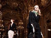 Dior investit l'Opéra Garnier pour shooting automne/hiver...