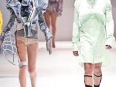 Mode défilé Cambre