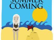 Summer coming Game Beach