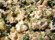 Tofu Brouillé (Soyeux Brocoli)
