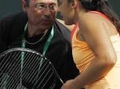 Père entraineur tennis: quel problème?