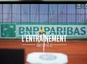 Roland Garros Tsonga, jeux, tweets buzz