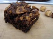 Brownie classique noisettes caramélisées