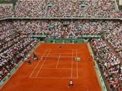 Roland Garros public merde