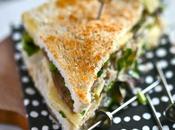 Club sandwich Camembert Normandie