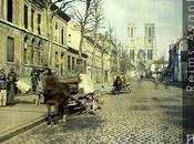 Autochrome 1917 Ravitaillement farine, Libergier