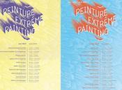 #ArtMTL @AGAC_Canada Peinture Extrême, c'est jours d'exposition dans galeries avec artistes