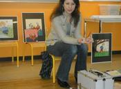 élèves+des intitrutrices passionnées+une illustratrice livre