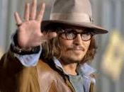 L'accident Johnny Depp plein tournage