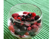 Verrine Minute fruits rouges chrono