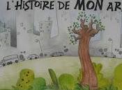L'histoire arbre illustré Delphine Berger-Cornuel