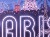 Paris, voyage animé coeur ville lumière Arnaud Sylvie Bessard