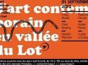 Parcours d'art contemporain vallée édition