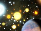 Découverte planètes réussi former dans amas d'étoiles