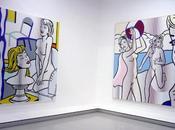 Lichtenstein Centre Pompidou coeur fait BOUM