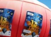 Lorraine Mondial Ballons 2013, ciel bleu juillet août