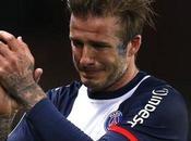 Ligue Beckham, l'adieu larmes