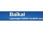 Baïkal, serveur CalDAV CarDAV open source
