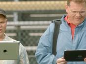 Dans nouvelle publicité, Microsoft s'attaque encore l'iPad