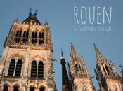 Découverte Rouen cathédrale mille lumières.