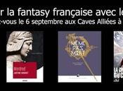 Indés l'Imaginaire annoncent sortie trois livres Fantasy