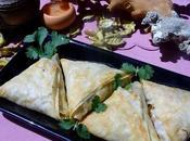 Briouat crevettes fromage