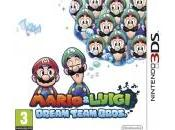 Test Mario Luigi Dream Team Bros.