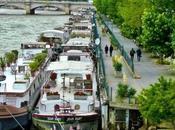Paris: nouvelles berges seine