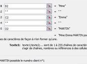 Fusionner deux plusieurs cellules seule sous Excel (formule concaténer)