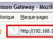 Configuration modem Thomson Gateway TG585 [tuto]