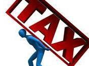Fardeau fiscal simplifions allégeons poids supporté contribuables