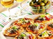 Mini Pizza légumes grillés