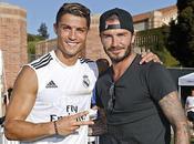 Beckham rend visite Real