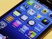 L'iPhone capteur d'empreinte digitale