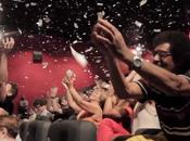 pluie billets pour promotion film Insaisissables